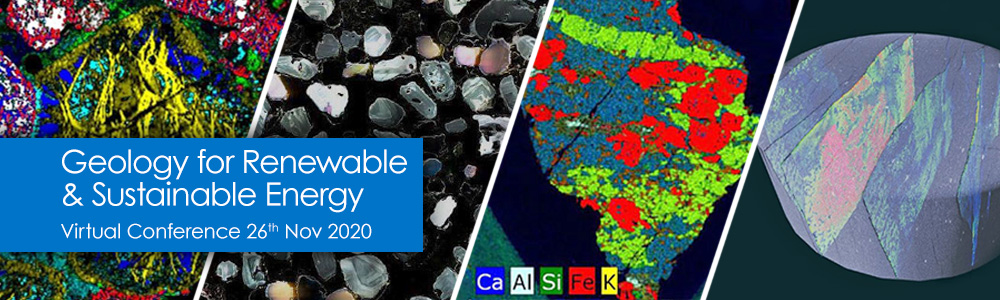 Geology for Renewable & Sustainable Energy Conference