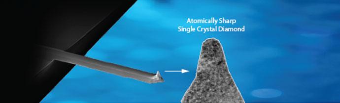 High resolution AFM probes