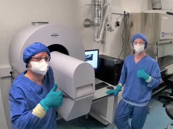 Micro-CT in COVID-19 Research