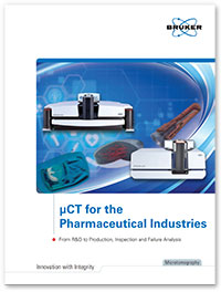 Bruker Micro-CT Pharmaceuticals Brochure