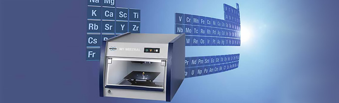 Micro-XRF for RoHS detection
