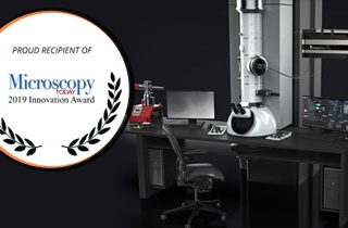 Microcscopy Today 2019 Innovation Award - Catalysis System
