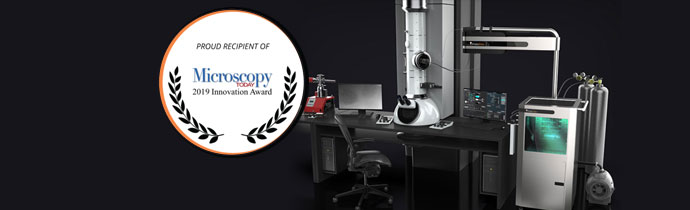 Microcscopy Today 2019 Innovation Award - Catalysis System