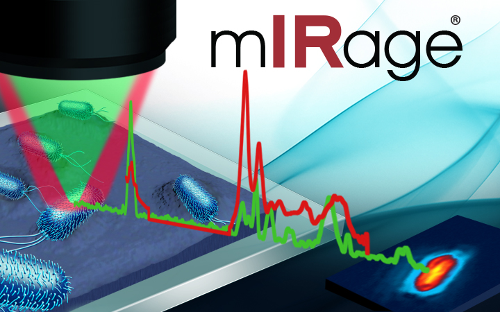 mIRage O-PTIR in Life Science