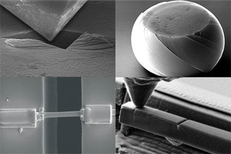 Nanomechanical Testing