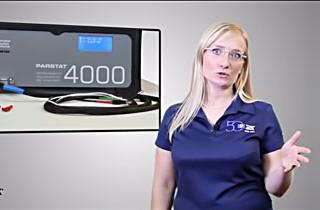 PARSTAT 4000 High Compliance Voltage Potentiostat