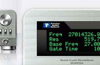 Princeton Applied Research QCM922A Quartz Crystal Mircobalance