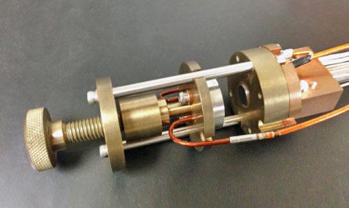 Solartron Sample Holder